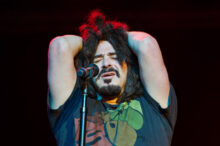 Adam Duritz of Counting Crows photo by Ros O'Gorman