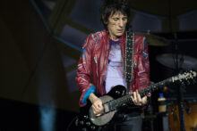 The Rolling Stones, Ros OGorman photographer, Rod Laver Arena