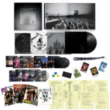 Metallica deluxe box