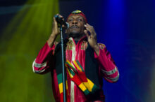 Jimmy Cliff photo by Ros O'Gorman