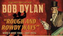 Bob Dylan world tour 2021