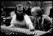 Tom Petty and Rick Rubin from Somewhere You Feel Free photo supplied by Trafalgar