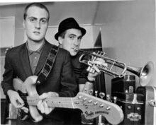 Bruce and Ian Hearn of Strange Tenants