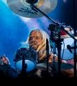 Taylor Hawkins Foo Fighters. Photo by Ros OGorman