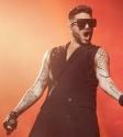 Adam Lambert. Photo by Ros O'Gorman