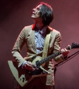 Brian Bell Weezer. Photo by Ros OGorman