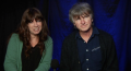 Sharon and Neil Finn of Pajama Club
