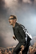 Bono and U2. image by Ros O'Gorman
