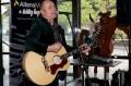 Dave Faulkner of Hoodoo Gurus Performing at the EG Awards Launch - Photo By Ros O'Gorman
