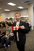 Paul Rodgers becomes a Canadian