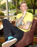 Brann Dailor, Mastodon - Photo By Ros O'Gorman