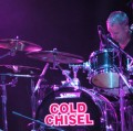 Steve Prestwich of Cold Chisel. Photo by Ros O'Gorman
