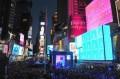 Nicki Minaj performance at Times Square