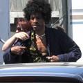 Andre 3000 as Jimi Hendrix
