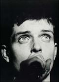Ian Curtis of Joy Division image