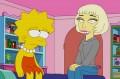 Lady Gaga on The Simpsons image