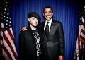 DJ Adam 12 and President Obama