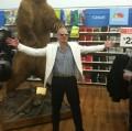 Pitbull in Alaska