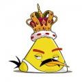 Freddie Mercury Angry Bird