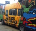 Will and the People Yellow Submarine bus