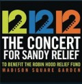 12-12-12 The Concert for Sandy Relief album