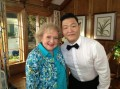 Betty White and Psy
