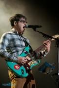 Weezer: Photo By Gerry Nicholls, Noise11