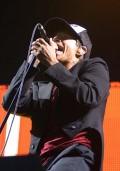Anthony Kiedis, Red Hot Chili Peppers, Photo By Graham Spillard
