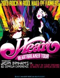 Heart Bonham Tour
