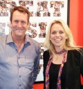 Ambition's Robert Rigby and Beccy Cole, Noise11, Photo