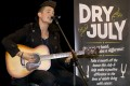 Michael Paynter, Dry July Launch, 2013, Ros O'Gorman, Photo