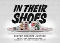 In Their Shoes auction, Noise11, Photo