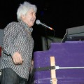 Ian McLagan at SXSW photo by Ros O'Gorman