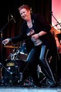 Carol Lloyd, Photo By Ros O'Gorman, Rock Chicks