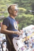 James Reyne, Ros O'Gorman, photo
