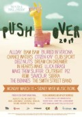 Push Over 2014 Poster