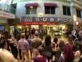 Sub Pop Airport store