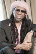 Nile Rodgers, melbourne, noise11, music portrait, Ros O'Gorman photography