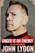 John Lydon Anger Is An Engery