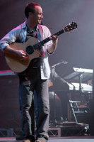 Dave Matthews photo by Ros O'Gorman