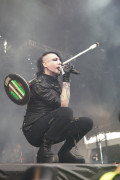 Marilyn Manson, Melbourne photographer ros o'gorman