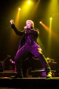 Billy Idol photo by Ros OGorman
