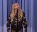 Madonna does stand-up on Fallon show, music news, noise11.com