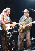 Neil Young and Stephen Stills, photo by Ros O'Gorman, noise11
