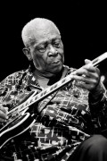 BB King Photo by Damien Loverso Bluesfest Byron Bay