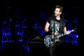 Nickelback perform at Rod Laver Arena on Friday 15 May 2015. Photo by Ros O'Gorman
