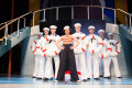 Anything Goes commenced its Melbourne 2015 season on 31 May 2015 at the Princess Theatre. Photo by Ros O'Gorman
