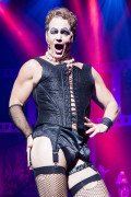 Craig McLachlan in Rocky Horror Show; Photo Ros O'Gorman