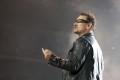 Bono, U2 perform at Etihad Stadium. Photo by Ros O'Gorman