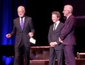 David Letterman Martin Short Steve Martin, music news, noise11.com